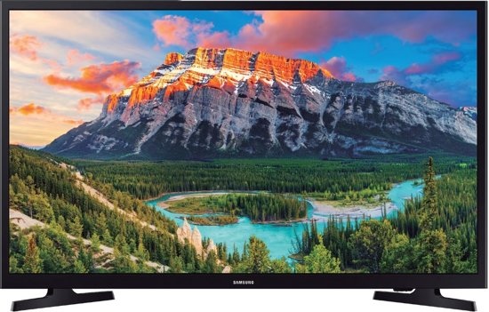 Samsung UE40N5300AK 101,6 cm (40'') Full HD Smart TV Wi-Fi Zwart