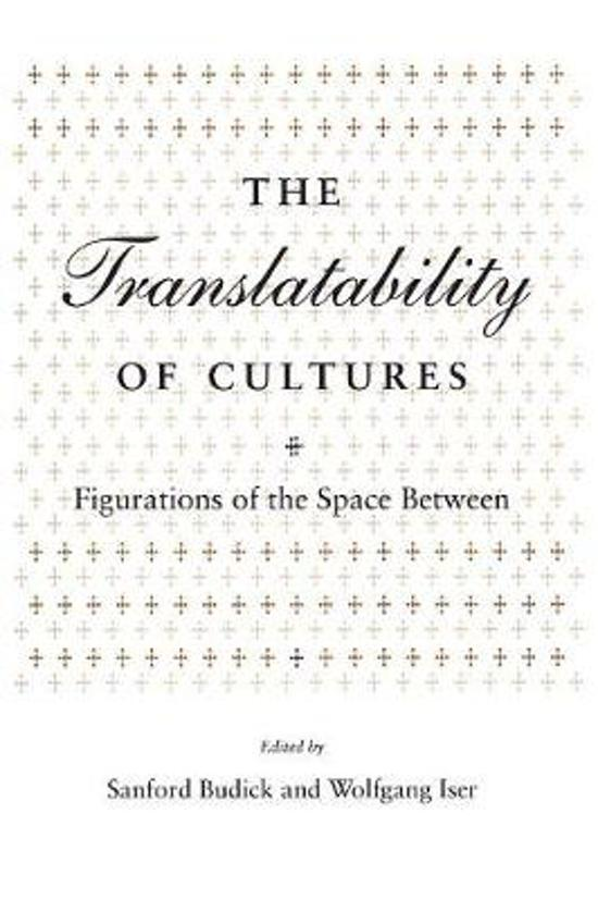 The Translatability of Cultures
