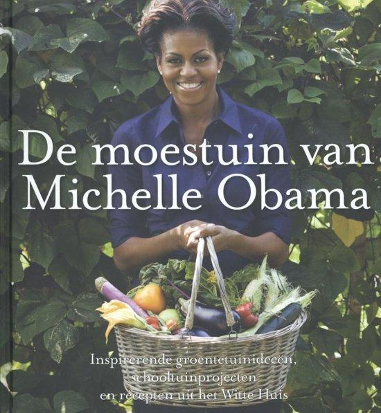 De moestuin van Michelle Obama