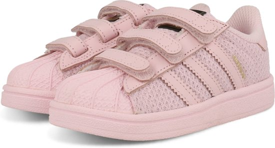adidas superstar cf roze