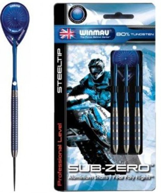 Darts Winmau Sub-Zero 80% tungsten 22 gram