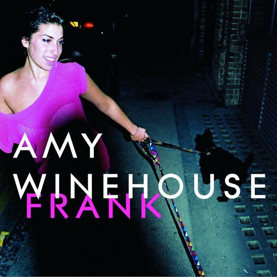 CD cover van Frank van Amy Winehouse