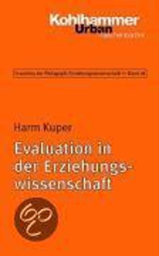 Evaluation Im Bildungssystem