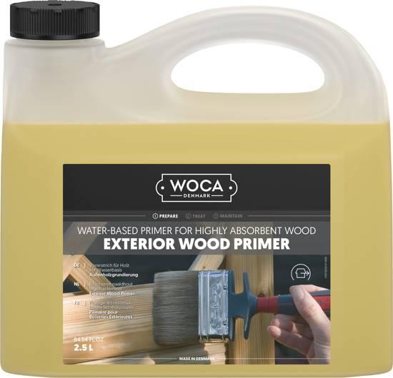 Woca Outdoor Wood Primer - 2,5 liter