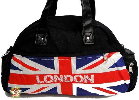 Engeland Bowling Union Canvas Jack Handamp; London Schoudertas Tas Omhang ymN80OPvwn