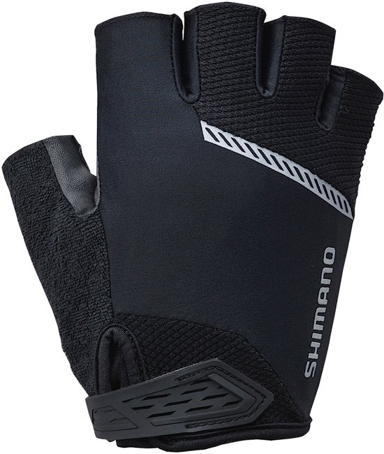 Shimano Original Fietshandschoenen - Unisex - zwart