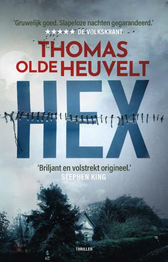 bol.com | HEX, Thomas Olde Heuvelt | 9789024573349 | Boeken