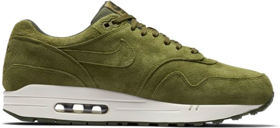 | Nike Air Max 1 Premium Sneakers Maat 45 Mannen