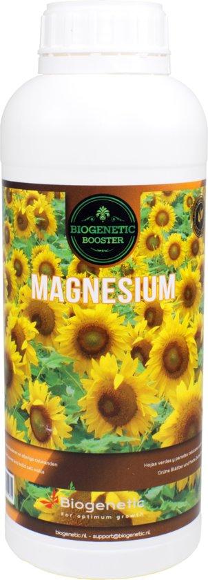 Biogenetic Magnesium biologisch planten voeding - 1000ml