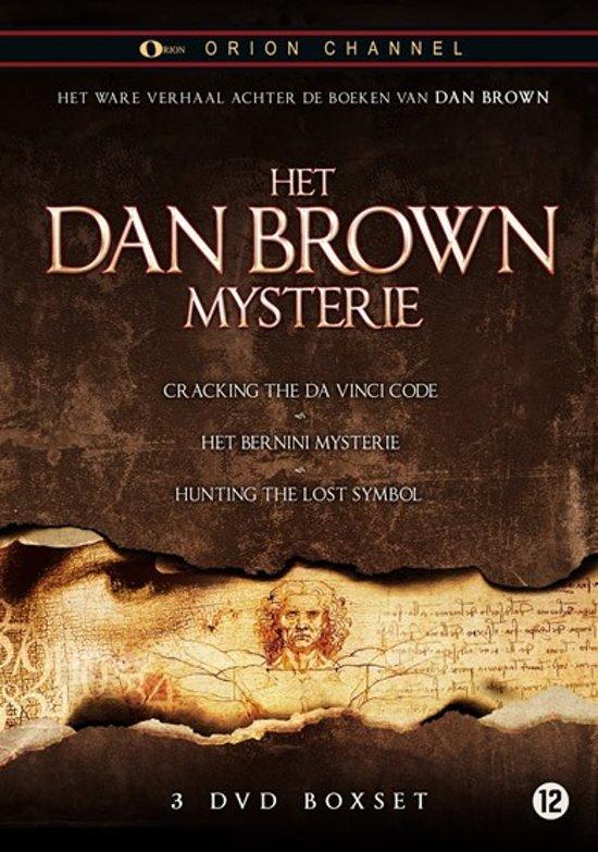 Bol Dan Brown Mysterie Dvd Dvd Dvds