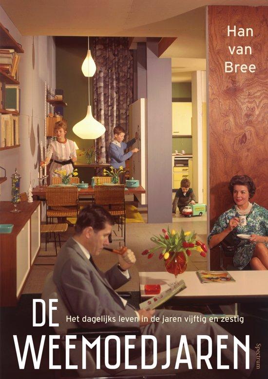 Boek cover De weemoedjaren van Han van Bree (Paperback)