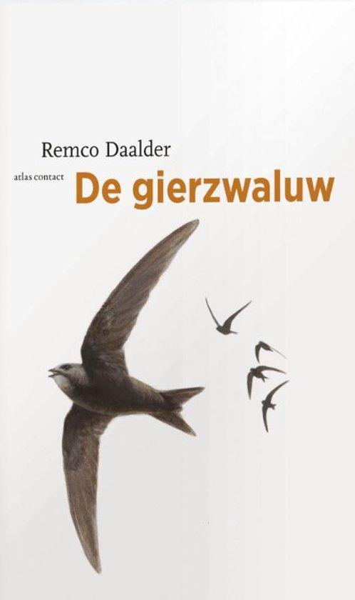 Vogelboeken - De gierzwaluw
