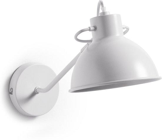 Kave Home OFFELIS Wandlamp - Wit