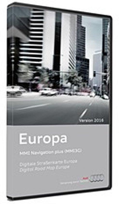 Audi Navigatie Update MMI 3G Plus Europa 2016