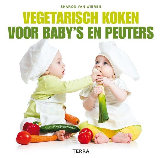 Vegetarisch koken voor baby en peuters