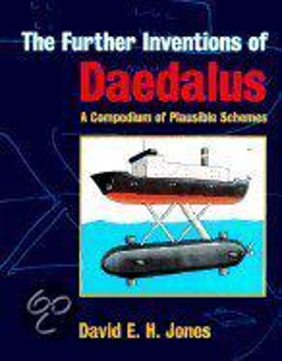 Further Invent Daedalus P