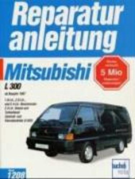 Mitsubishi L 300 ab Baujahr 1987