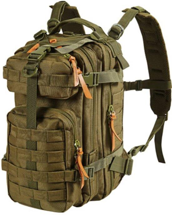 Macgyver Rugzak Tactical 26 Liter Groen 25 X 25 X 41 Cm