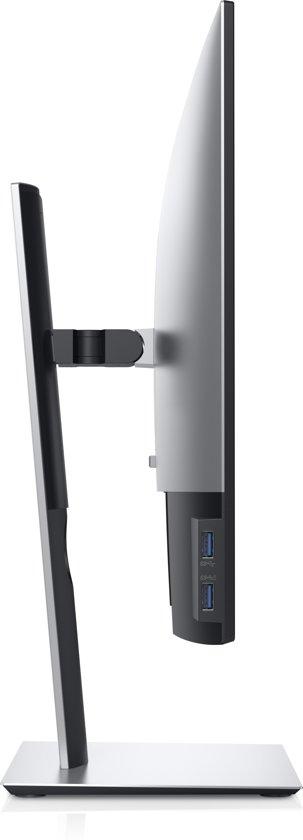 DELL UltraSharp U2419H computer monitor 60,5 cm (23.8'') Full HD LED Flat Mat Zilver