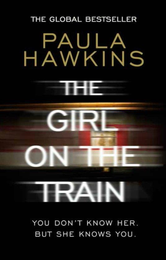 Boek cover The Girl on the Train van Paula Hawkins (Paperback)