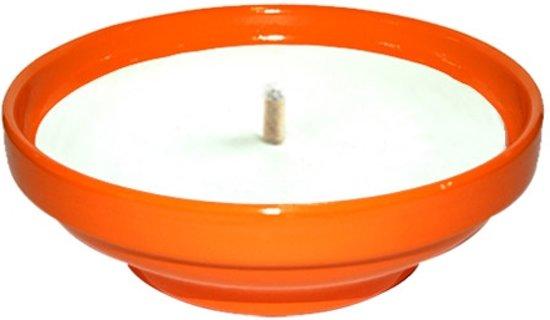 debea099eb5a Hautekiet Rainbow Tuinkaars Terracotta Schaal - 19 cm x 6 cm - Oranje