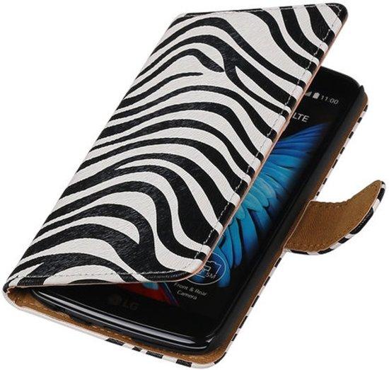MP Case Zebra bookcase voor LG Joy telefoonhoesje in Noordijk