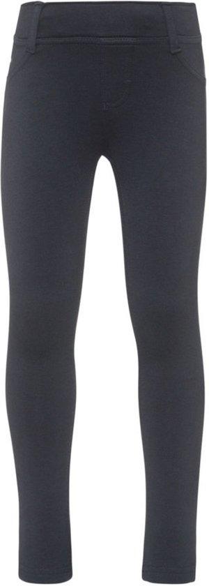 Name it Meisjes Legging - Dark Sapphire - Maat 116