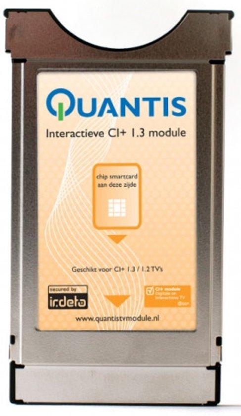 Neotion CAM module 1.2 - Digitale televisie via de kabel (DVB-C)