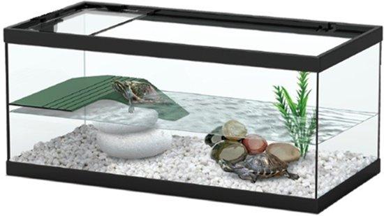 Aquatlantis Tortum 40 Aquarium - 40x18x20 cm - Zwart