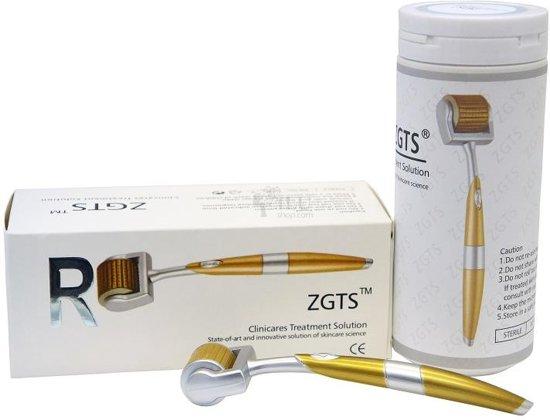 ZGTS® - Titanium Dermaroller - 2.0mm