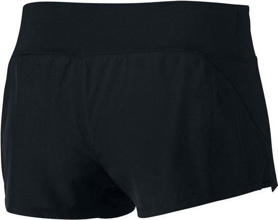 Nike Crew Short 2 Sportshort Dames - Zwart