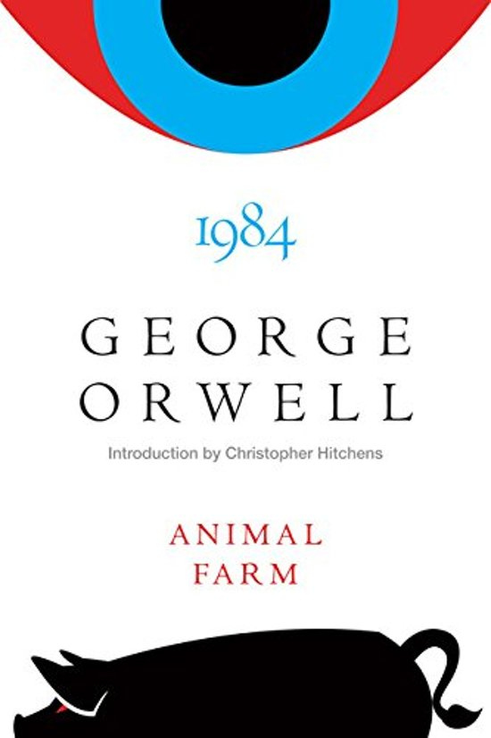 the societies in the novels animal farm and 1984 by george orwell George orwell's '1984' and 'animal farm' are about different societal and governmental extremes, but both serve as a warning this lesson will compare the two famous dystopian novels.