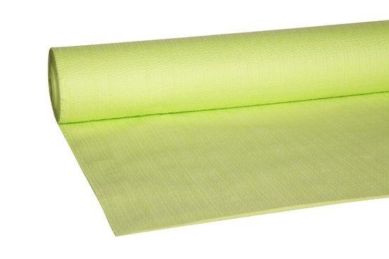Cosy&Trendy for professionals Tafelkleed - 1,18 x 20 m - Papier - Groen Valentinaa
