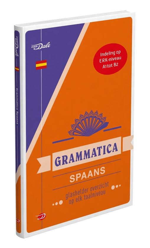 Van Dale Grammatica Spaans