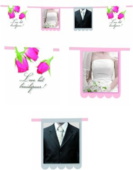 Leve het Bruidspaar