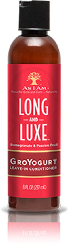 As i Am Long and Luxe GroYogurt Leave-in Conditioner 237ml