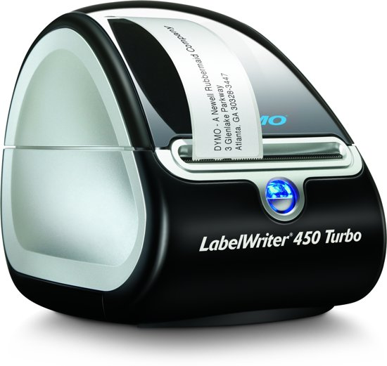 Dymo Labelwriter 450 Turbo - Labelprinter