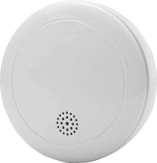 Smartwares RM218 Rookmelder - 10 Jaar batterij - VDS gecertificeerd - Testknop - 85 dB
