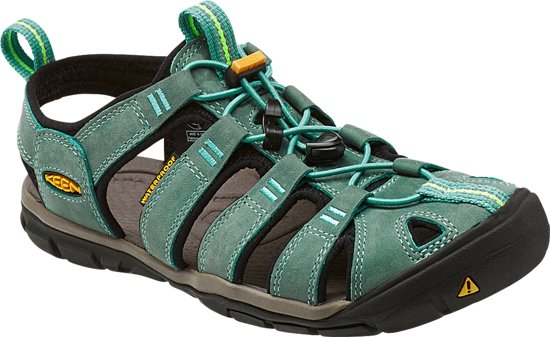 Cuir Vif Clearwater Cnx Sandalen Turquoise Maat 37.5 Ym1WcyfPB