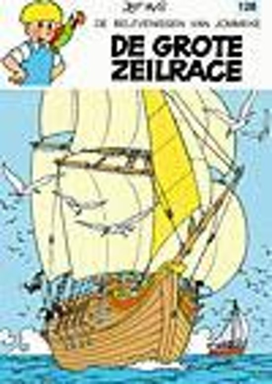 Jommeke 128 - De Grote Zeilrace - Jef Nys  