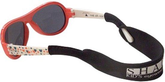 SHADEZ - Neopreen hoofdbandje voor baby en kinder zonnebrillen van Shadez en Babiators - Zwart