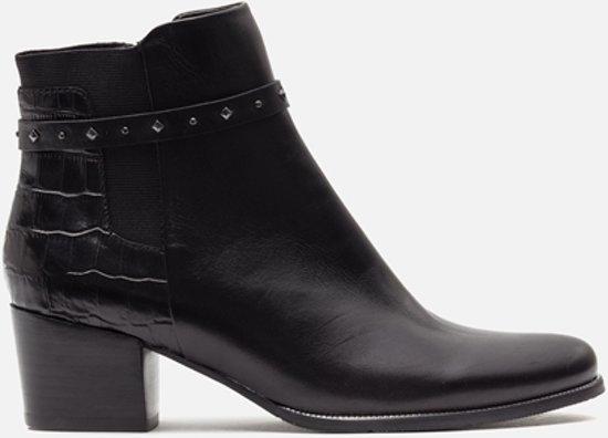 Linea Zeta Enkelbootie Noir - Femmes - Taille 40 KImLe