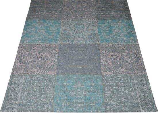 Karpet Vintage Patchwork.Bol Com Vloerkleed Lemon 4007 200 X 290 Cm Karpet