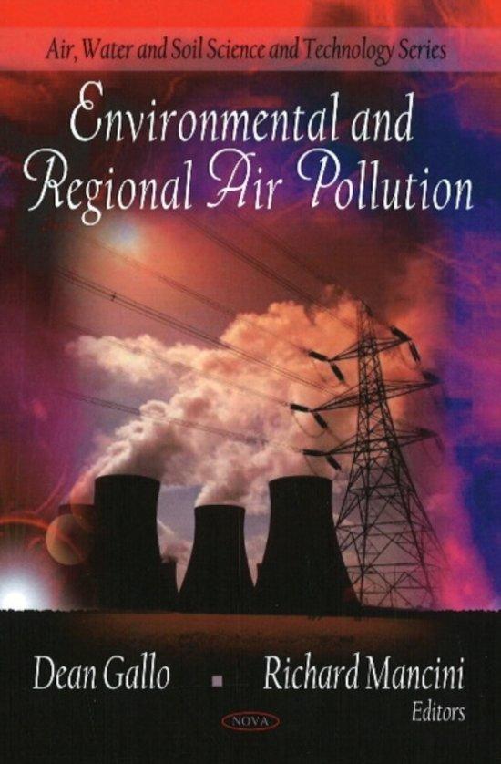 Environmental & Regional Air Pollution