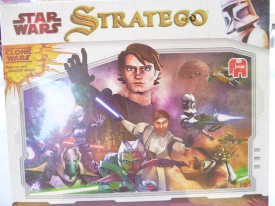 Afbeelding van het spel Stratego Clone Wars