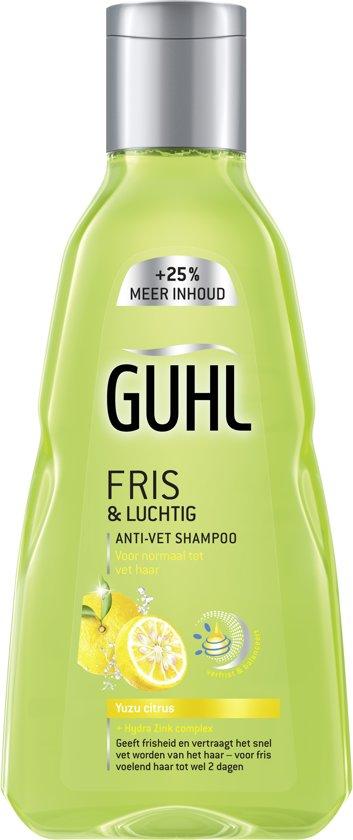 Guhl Fris & Luchtig Shampoo 250ml