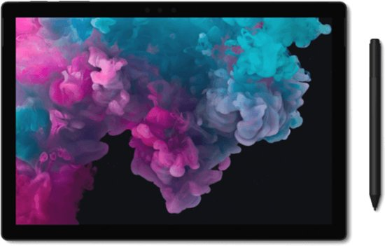 Microsoft Surface Pro 6 - i5 - 8 GB - 256 GB Black