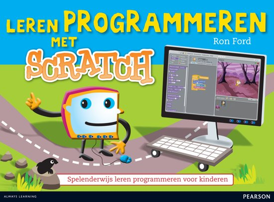 Leren programmeren met Scratch