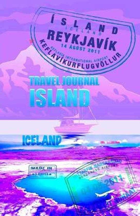 Travel Journal Island