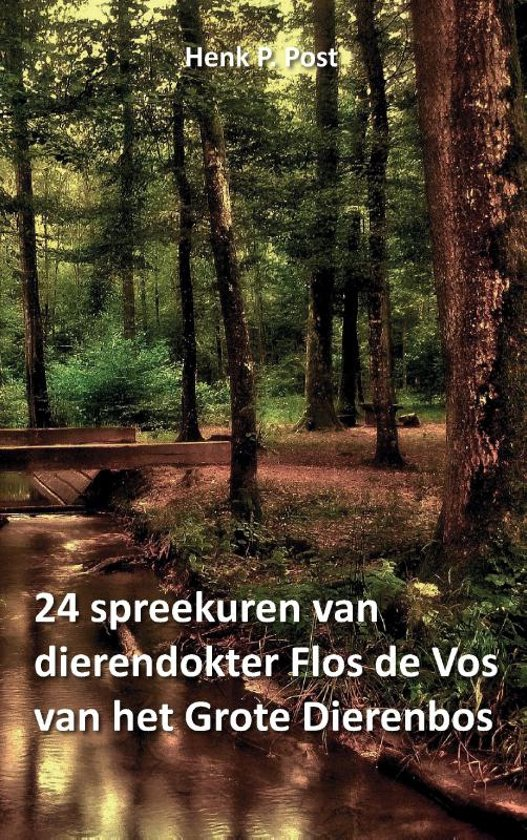 24 spreekuren van dierendokter Flos de Vos